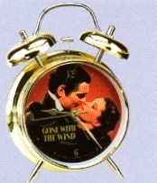 Gone With The Wind Clock